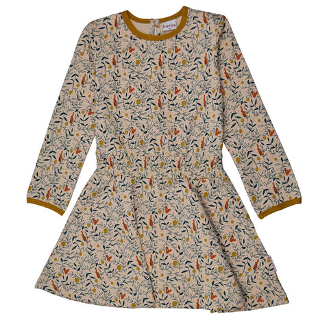 Baba Babywear - Smockdress Rabbit & Squirrel