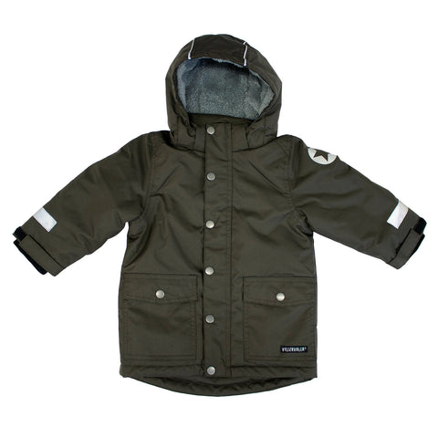 Villervalla - Outdoor Winterjacket Coffee