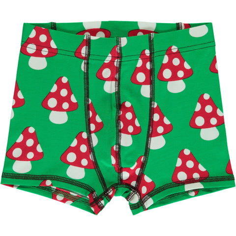 Maxomorra Classic - Boxer Shorts Mushrooms