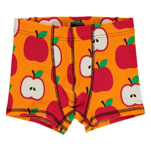Maxomorra Classic - Boxer Shorts Apples