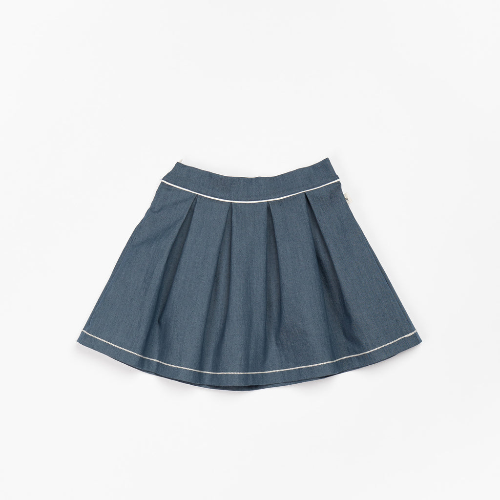 AlbaBaby - Nelly Skirt Dark Denim