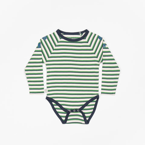 AlbaBaby - Body Juniper Striped