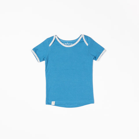 Alba of Denmark - Vera T-shirt Vallarta Blue Adorable