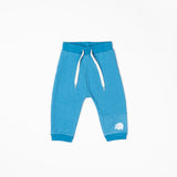 Alba of Denmark - Lucca Babypants Vallarta Blue