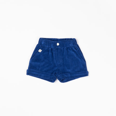 Alba of Denmark - Graham Shorts Solidate Blue