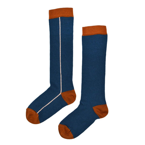 Baba Babywear - Kneesocks Reflecting Pond