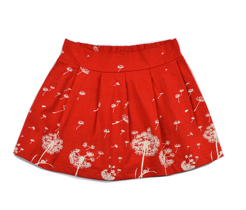 Baba Babywear - Pleat Skirt Dandelion