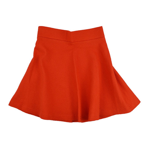 Baba Babywear - Full Circle Skirt Red Dots