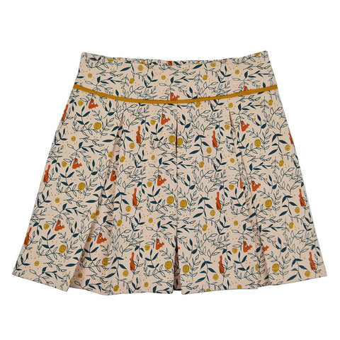 Baba Babywear - Pleat Skirt Rabbit & Squirrel