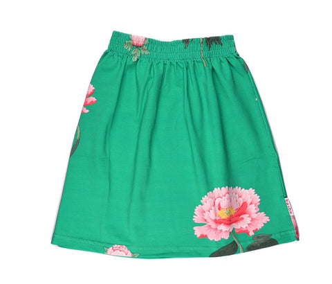 Baba Babywear - Long Skirt Peonies