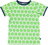 Smafolk - T-Shirt Small Apples Green
