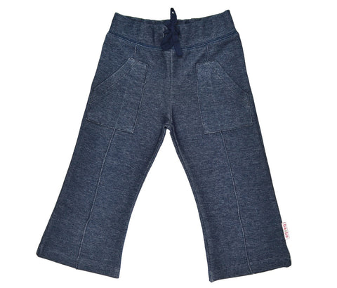 Baba Babywear - Pocketpants Dark Denim