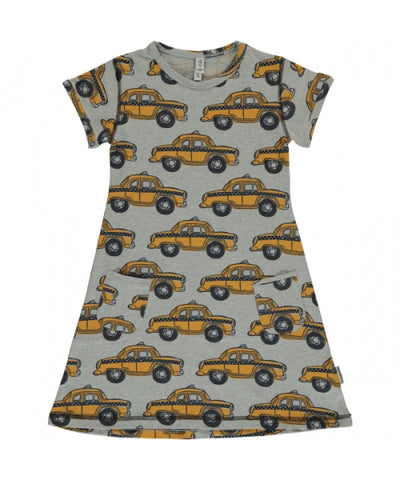 Maxomorra Dress Taxi - A-line jurk Taxi