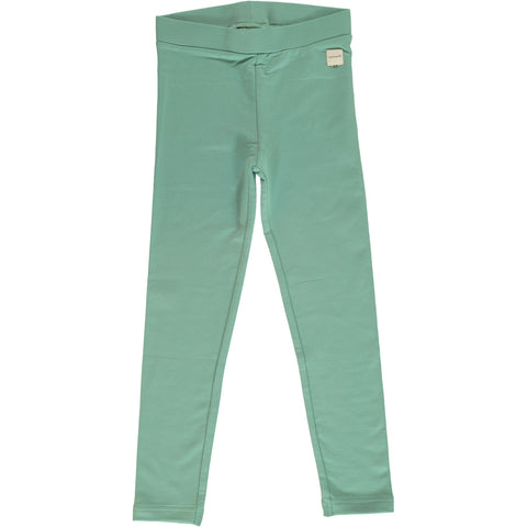 Maxomorra - Leggings Sweat Soft Teal