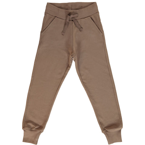 Maxomorra - Sweat Pants Mole - Jogging broek lichtbruin