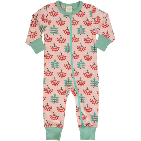Maxomorra - Rompersuit Ruby Rowanberry - Jumpsuit Lijsterbes