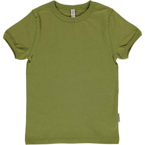 Maxomorra T-Shirt Apple Green - T-Shirt Appel Groen