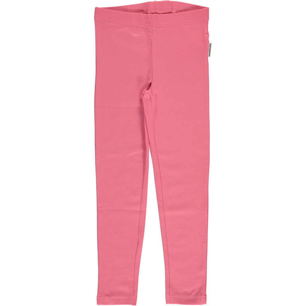Maxomorra Leggings Rose Pink - legging Rozen Roze
