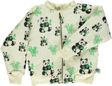 Smafolk - Reversible Jacket Panda/Goldfish