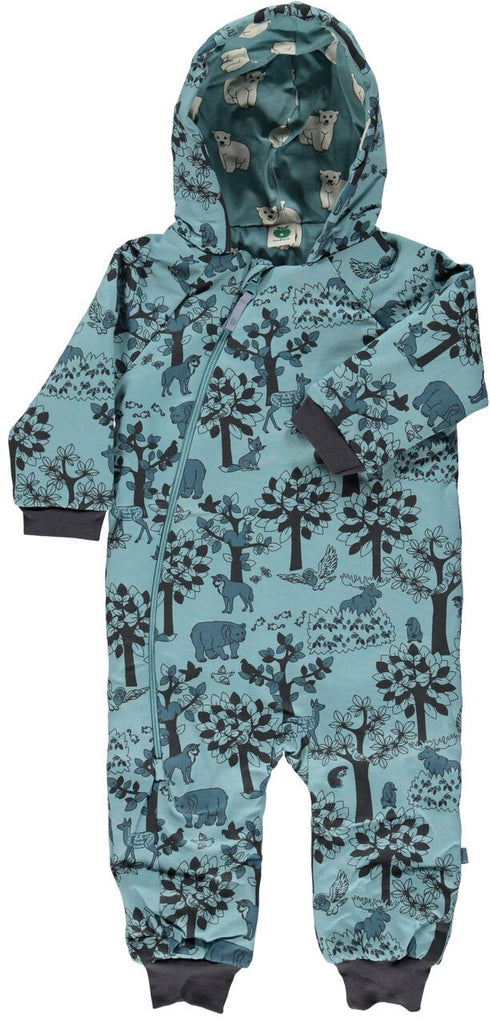 Smafolk Padded Suit Turnable Landscape Blue