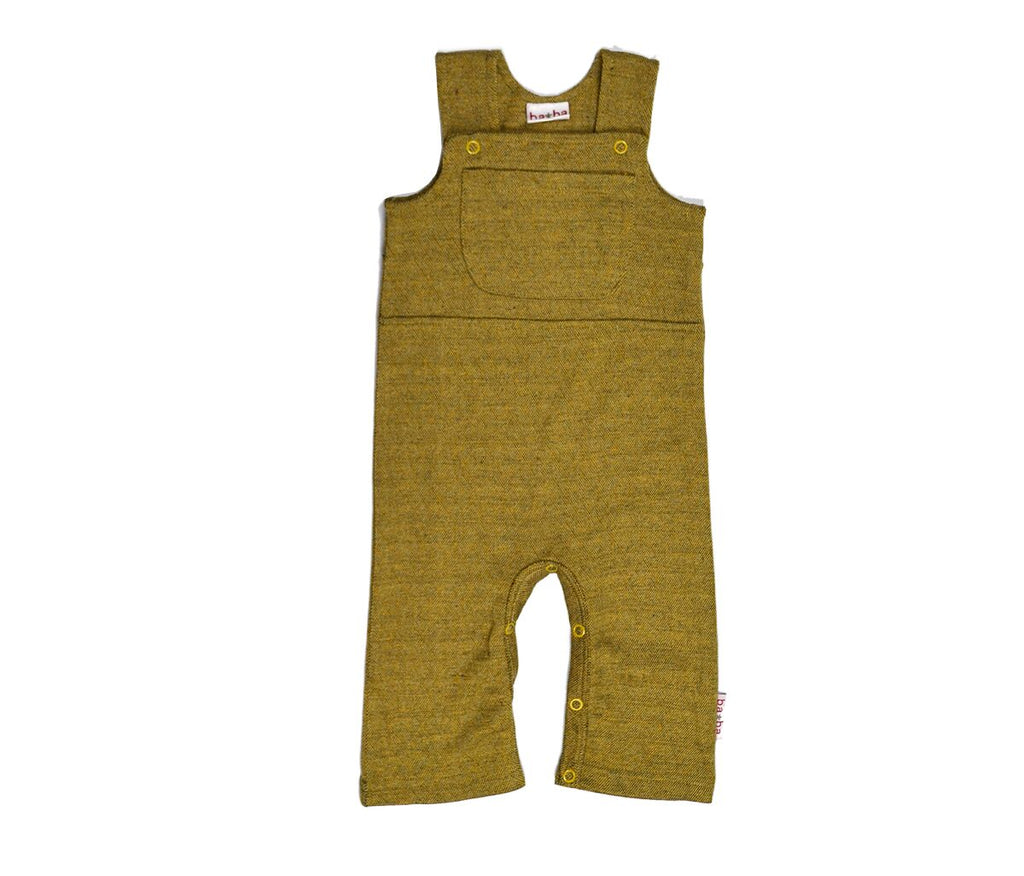 Baba Babywear - Workers Yellow CBS