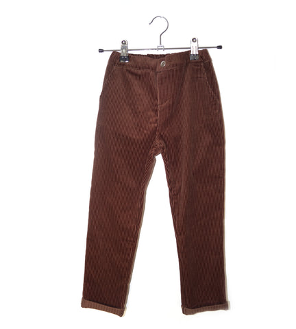 Krutter - Acorn brown Charlie pants