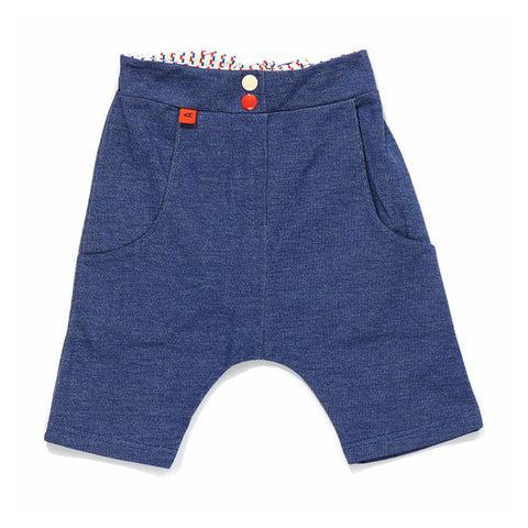 AlbaBaby Pants Esben Knickers - Blue