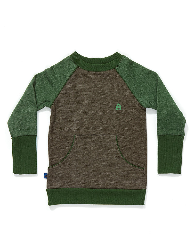 AlbaBaby - Blouse Fame Brown/Green