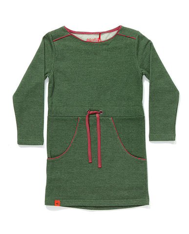 AlbaBaby - Dress Freja Green