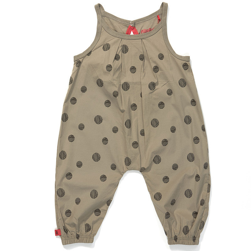 AlbaBaby Gaia Suit Grey Dot