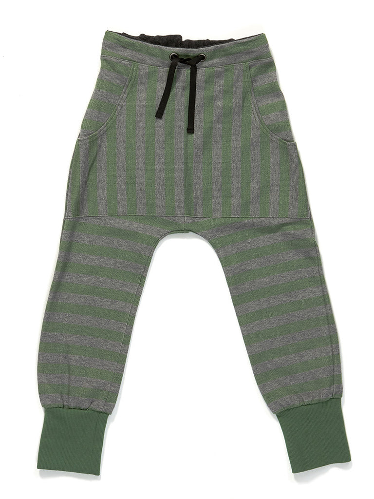 AlbaBaby Pants Gehn - Pants Green Striped