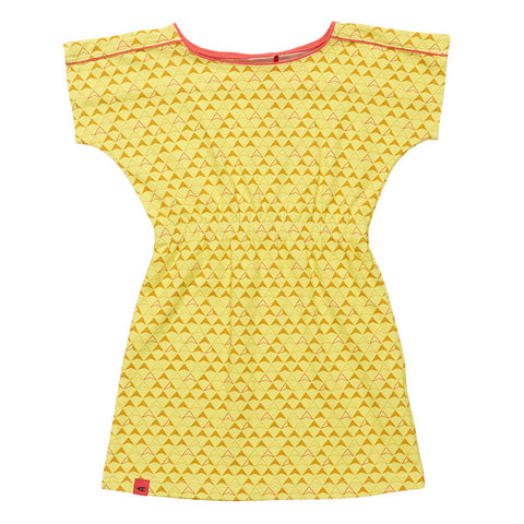 AlbaBaby Gerda Dress Yellow Boomerang