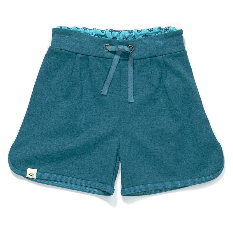 AlbaBaby Grape Shorts Blue