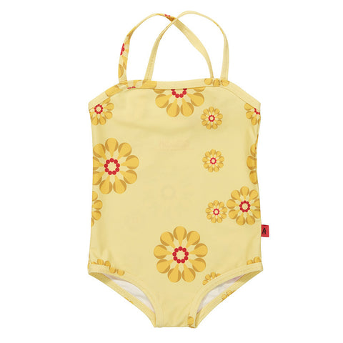 AlbaBaby Swimwear Grazia UV50+ Swim Suit Badpak Yellow