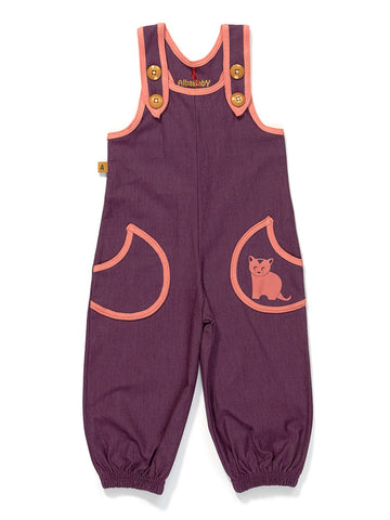 AlbaBaby Gy Baggy Crawlers Purple