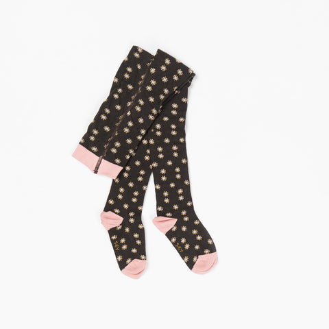 AlbaBabY - Ida Tights Wren Small Flower