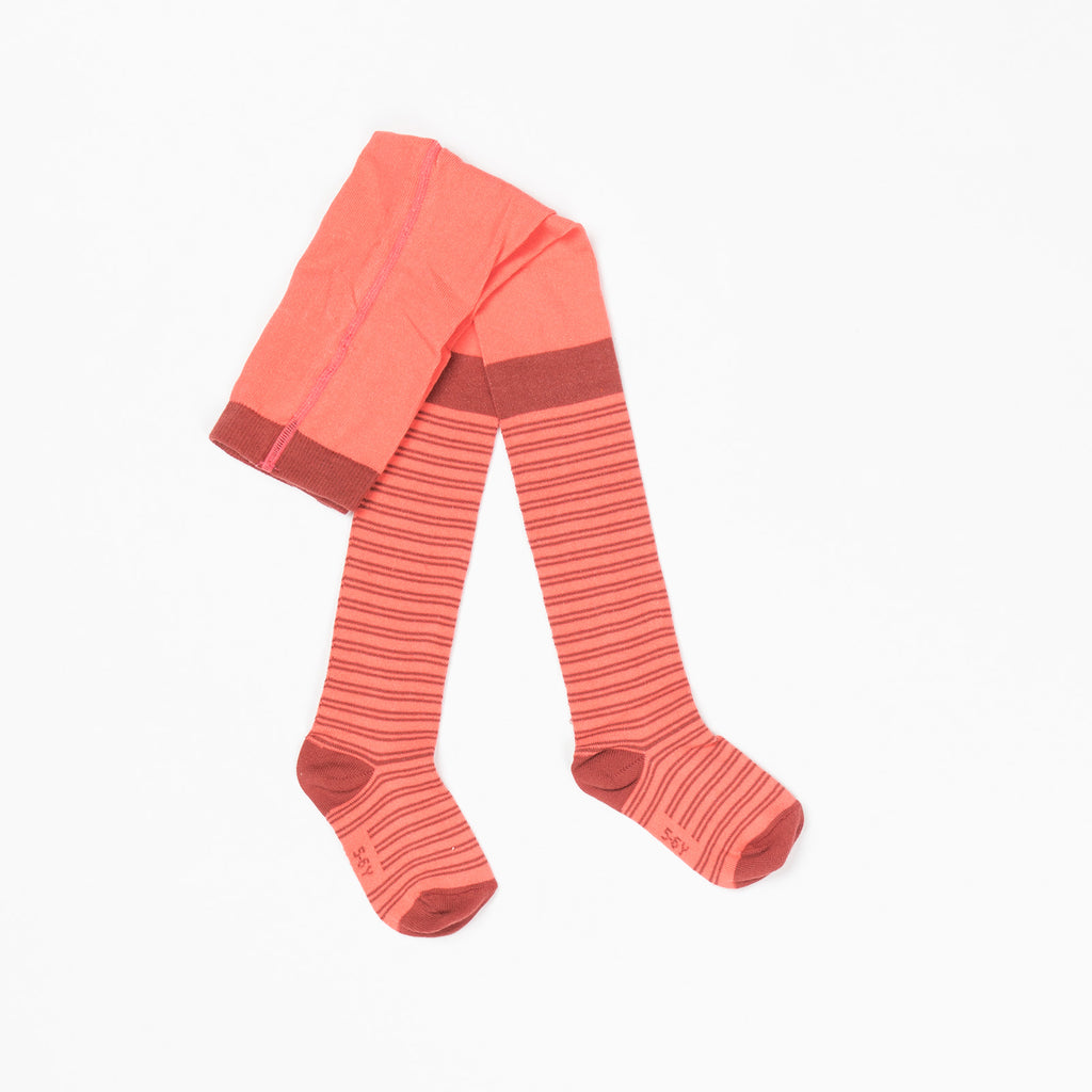 AlbaBabY - Karla Tights Deep Sea Coral