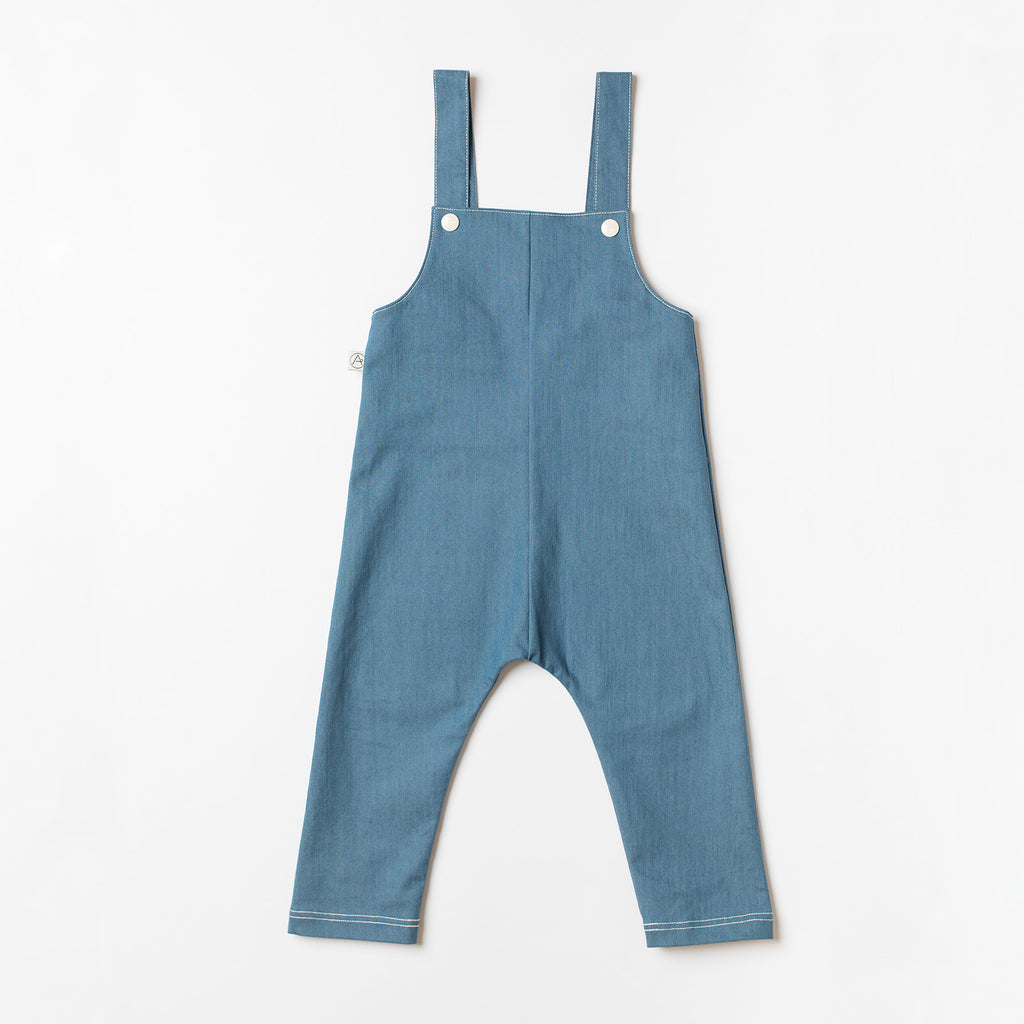 AlbaBaby Crawlers Baggy Alex Real Teal