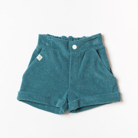 AlbaBaby Shorts Graham Badstof Lyons Blue Striped