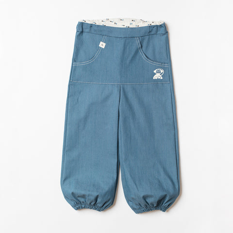 AlbaBaby Pants Baggy Hillan Real Teal