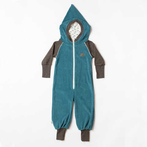 AlbaBaby Jumpsuit Hulliver Lyons Blue Striped