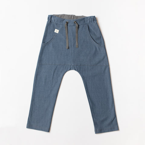 AlbaBaby Pants Jack Dark Denim