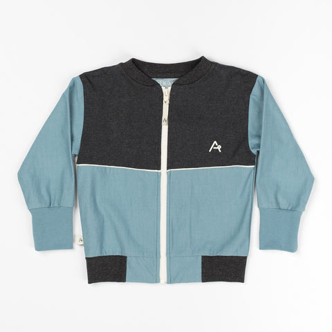 AlbaBaby Cardigan Jimmy Bluestone