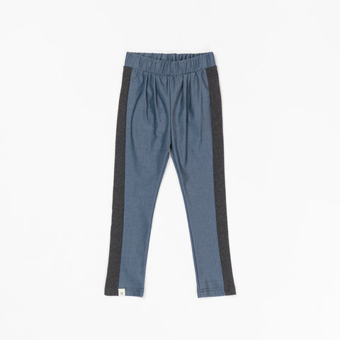 AlbaBabY - Lea Slim Pants Dark Denim