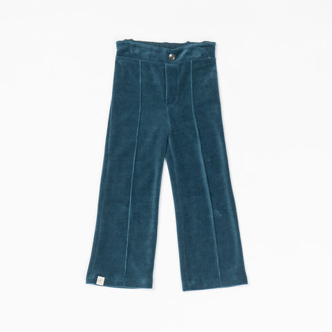 AlbaBabY - Hecco Box Pants Legion Blue