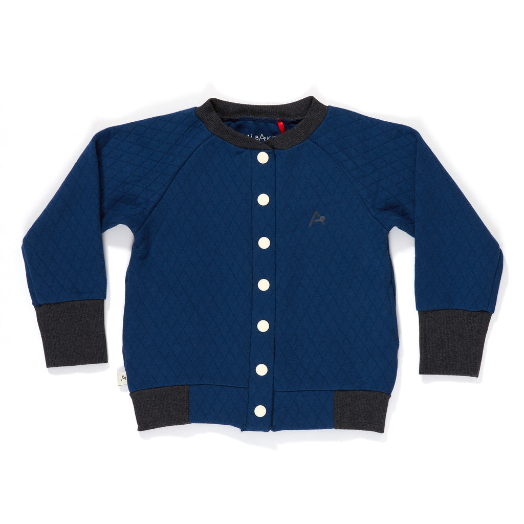 AlbaBabY Hape Jacket - Estate Blue