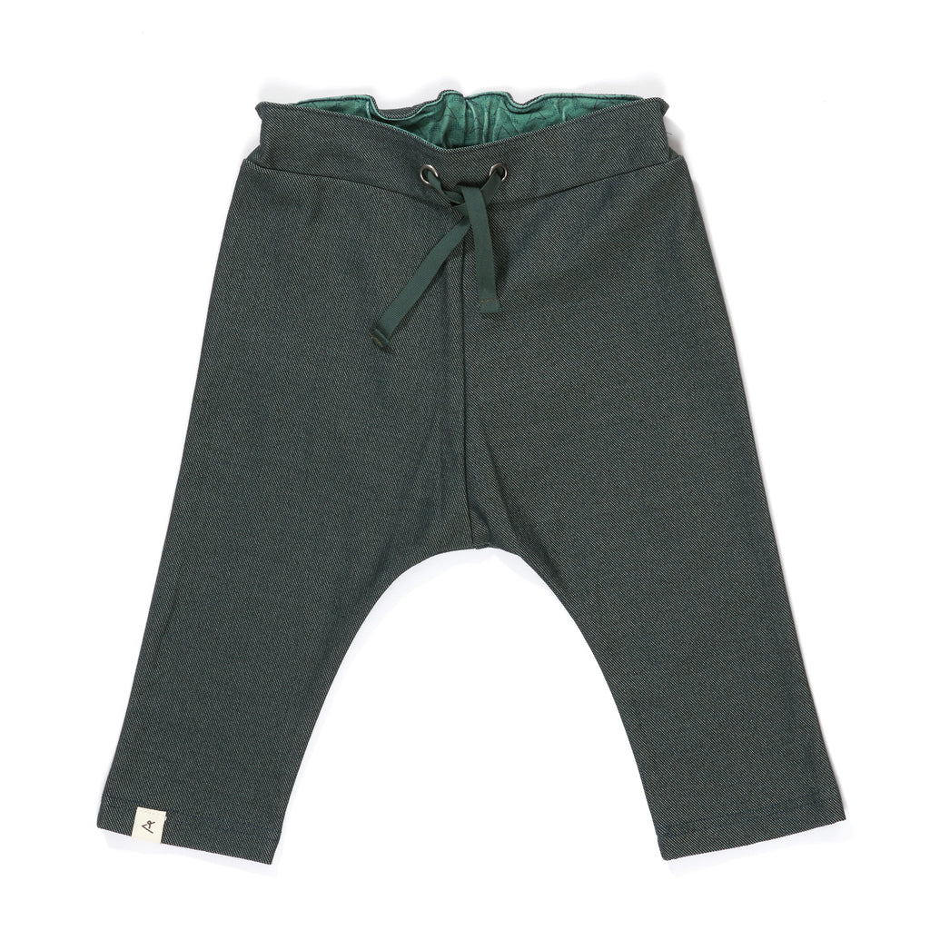 AlbaBabY Hallian Baby Pants - Green Gables