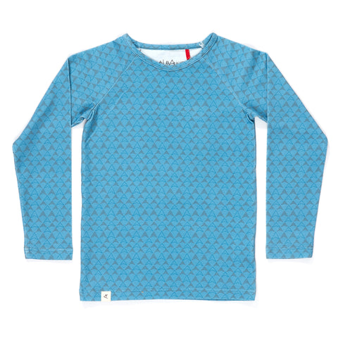 AlbaBabY Hannibal Blouse - Provincial Blue Boomerang