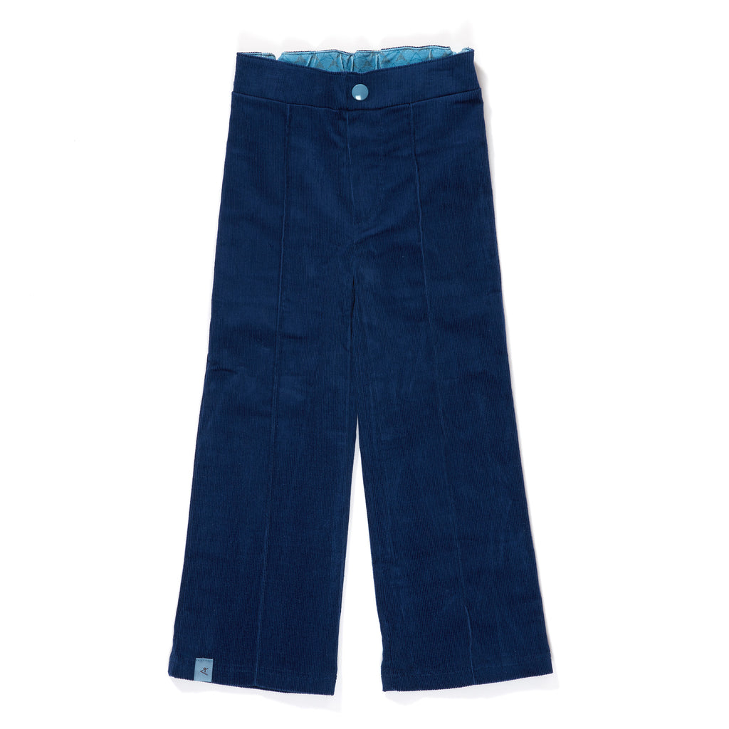 AlbaBabY Hecco Box Pants - Estate Blue