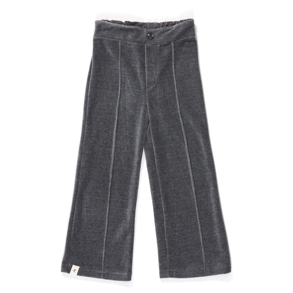 AlbaBabY Hecco Box Pants - Medium Grey